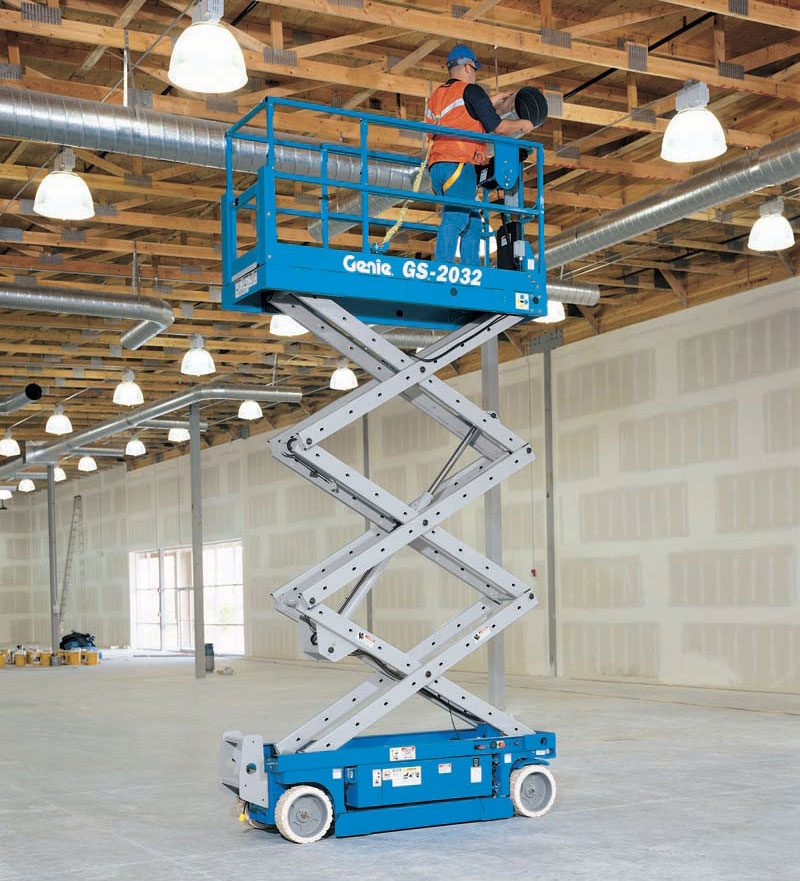 Genie | Electric Scissor Lift GS™-2032