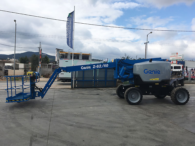 Genie | Z-62/40 Articulated Boom Lift